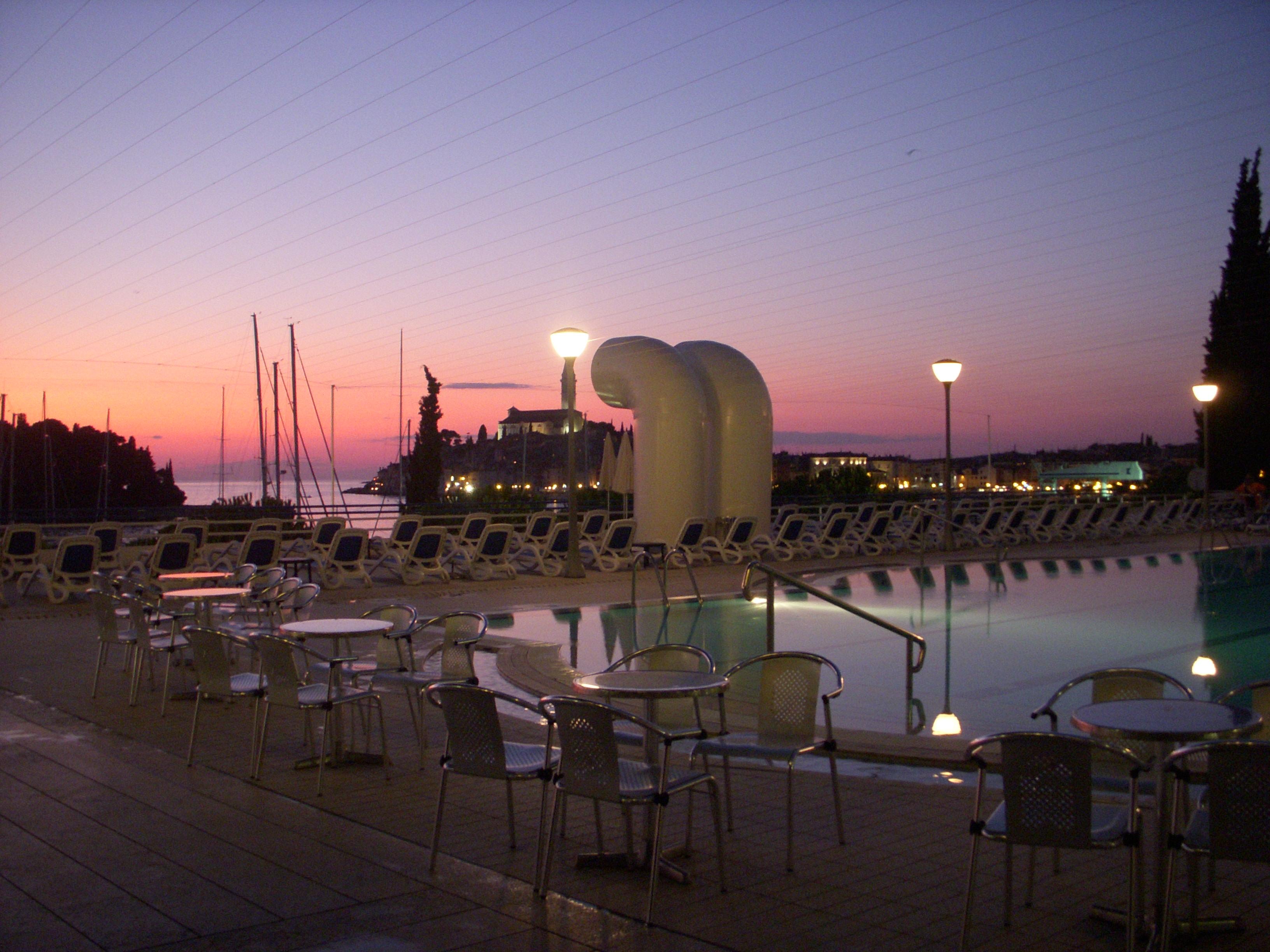 Piscina Hotel Park
