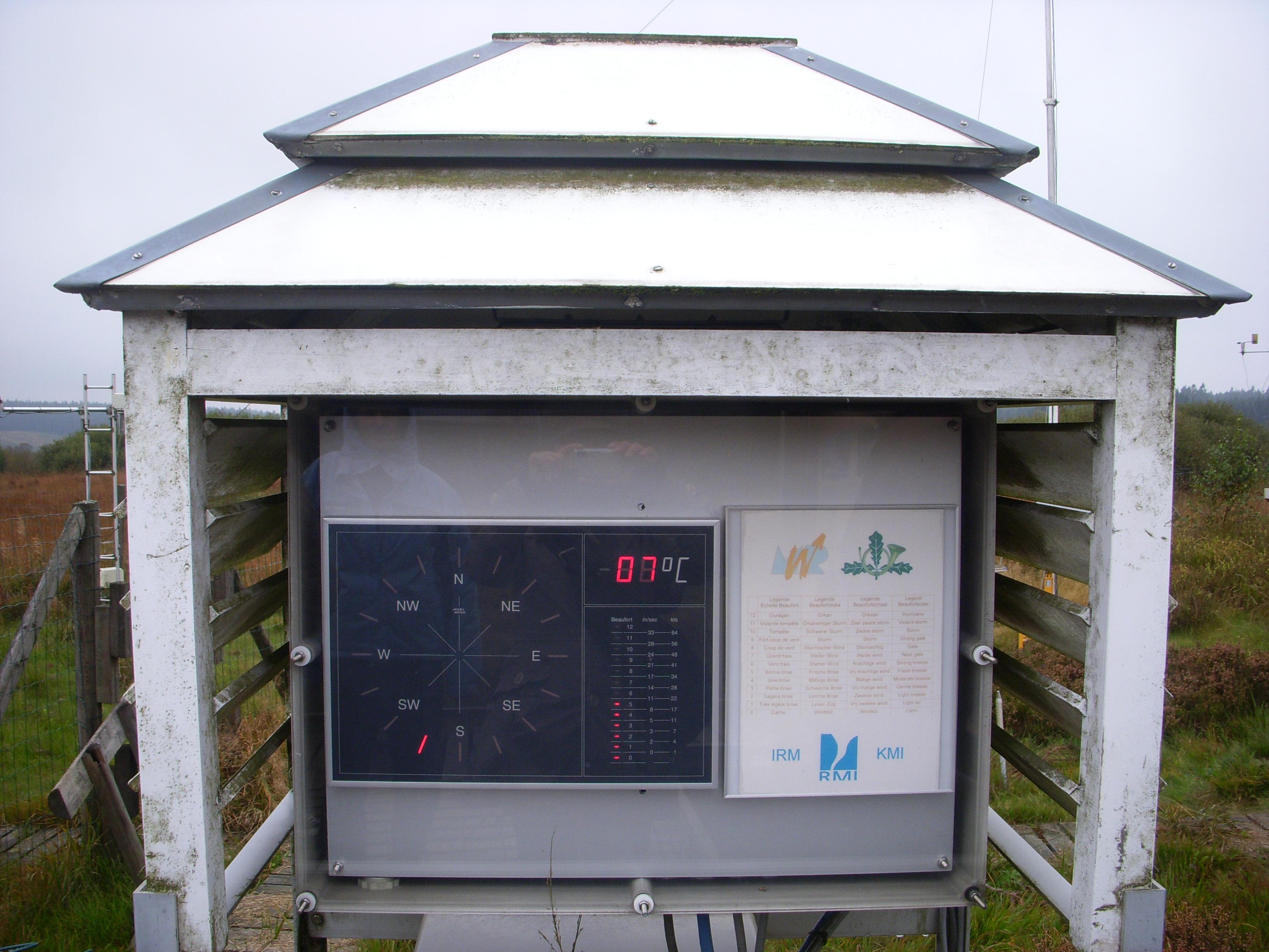 Station météo