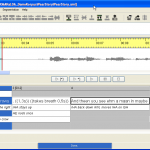 Useful Software for Transcriptions