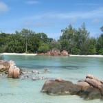 Cote d'or - Praslin - Seychelles